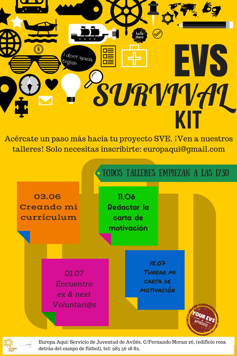 Búsqueda de SVE - EVS Survival Kit - Europa Aquí